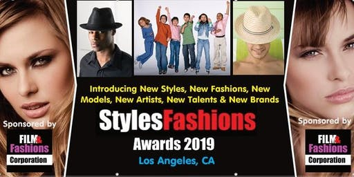 Styles & Fashions Awards 2019 - Fashion Show & Expo