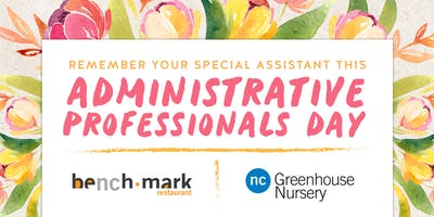 Administrative Professionals Day with Cookies