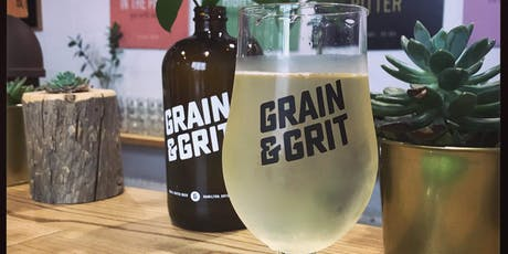 Pound and Pour at Grain&Grit tickets