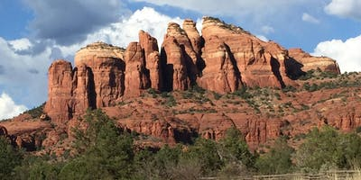 Awakening Goddess Retreat #2 -Sedona, October 2019