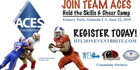 Hold the Line Skills & Cheer Camp tickets