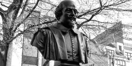 Shakespeare à Londres – Nord, a conversation-walk with French learners biglietti