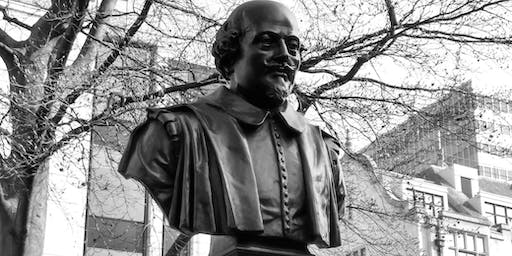 Shakespeare à Londres – Nord, a conversation-walk with French learners