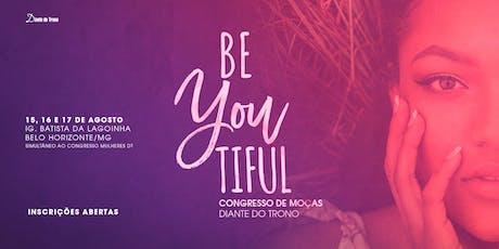 Congresso de Moças Diante do Trono ingressos