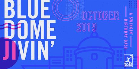 Blue Dome Jivin' 2019 tickets