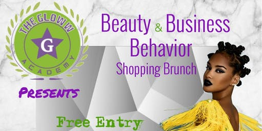 Beauty & Business Behavior Shopping Brunch