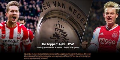 PSV Ajax live kijken