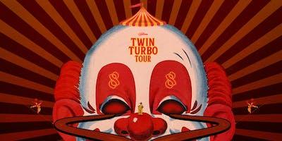 88GLAM: Twin Turbo Tour 2019