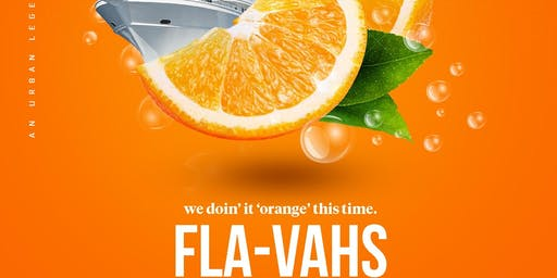 FLAVAHS Orange Edition Boatride