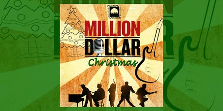 Million Dollar Christmas tickets