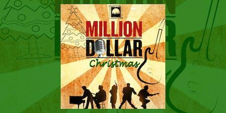 Million Dollar Christmas tickets