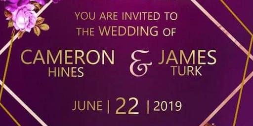 Hines-Turk Wedding