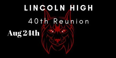 Lincoln High 1979 40th Reunion Party