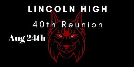 Lincoln High 1979 40th Reunion, Way, Way, Way After Party Seattle WA