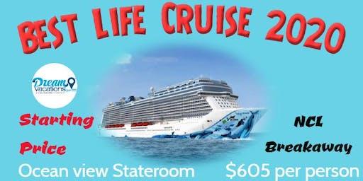 Best Life Cruise 2020