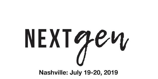 NextGen Music City - July 19-20