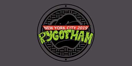 PyGotham 2019 tickets