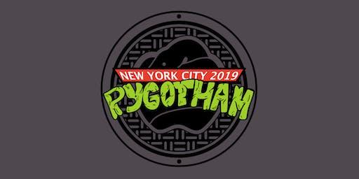 PyGotham 2019