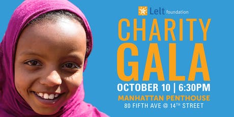 3rd ANNUAL LELT FOUNDATION CHARITY GALA tickets