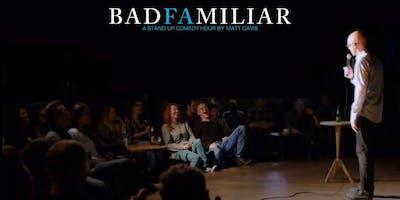 Matt Davis' BadFamiliar: Edinburgh