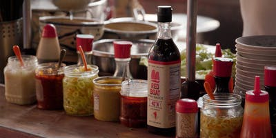 "Red Boat Fish Sauce presents ""An Exploration of Fish Sauce"""