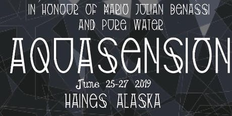 Aquasension is a co-created gathering celebrating sacred waters tickets
