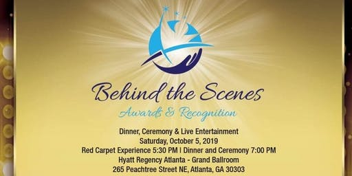 Behind The Scenes Awards and Recognition
