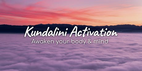 Kundalini Activation with Wildfrau. | Monday Class in Darlinghurst tickets