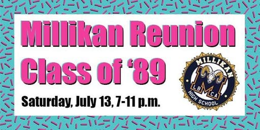 Millikan Class of '89 Reunion