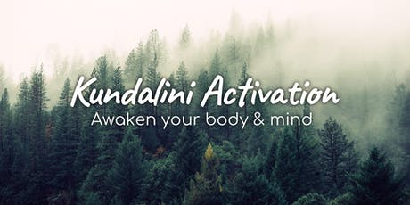 Kundalini Activation with Wildfrau. | Wednesday Class in Newtown tickets