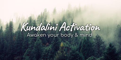 Kundalini Activation with Wildfrau. | Wednesday Class in Newtown