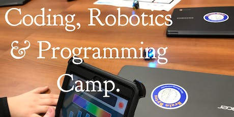 Coding and Robotics Intensive - Summer Camp tickets