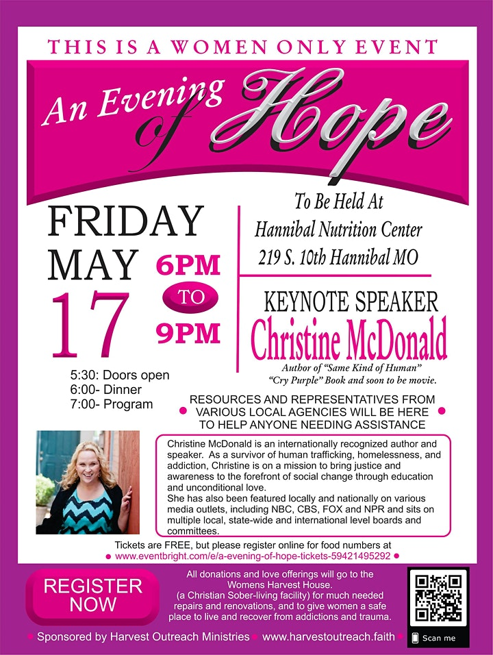 A Evening of Hope image
