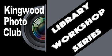 KWPC Workshops - Restoring and Colorizing Old Photos tickets