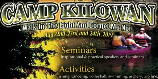 Camp Kilowan Single Adult Retreat 2019