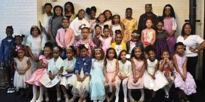 Little Brown Girl Publishing Presents: The Tiaras & Tea Literacy Event