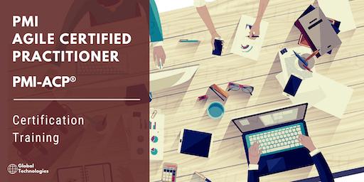 PMI-ACP Certification Training in Lawton, OK