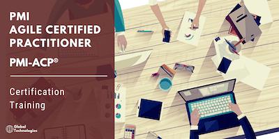 PMI-ACP Certification Training in Merced, CA