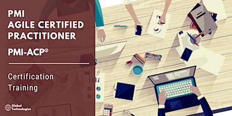 PMI-ACP Certification Training in Merced, CA tickets