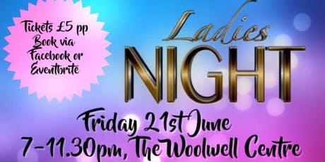 Ladies Night PLYMOUTH tickets