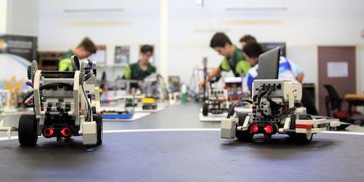 LEGO Sumo Robotics Workshop