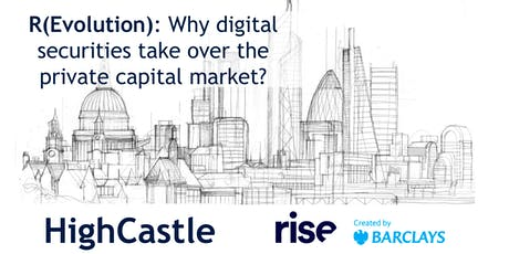 R(Evolution): Why digital securities take over the private capital market? tickets