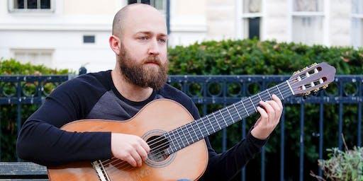 Zachary Grim @ Athens Guitar Society