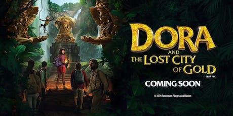 Dora Lost City of Gold Fundraiser  tickets