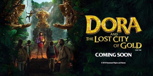 Dora Lost City of Gold Fundraiser