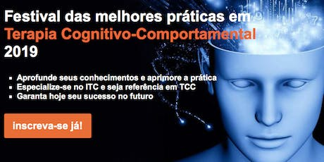 Curso: Coaching Cognitivo-Comportamental (Módulo I) ingressos