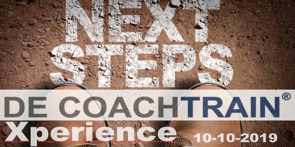 Coachtrain Xperience Next Steps