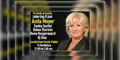 ANITA MEYER, Saskia Soulful, Ruben Thurnim, Romy Hoogerwaard & DJ Shay