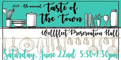 A TASTE OF THE TOWN 2019