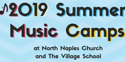 The Village School Middle School Jazz Band Camp, June 2019